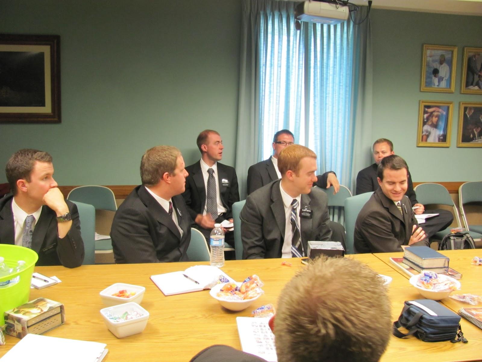 Mormon Mission Prep - Practical Tips for Spiritual and ...  Mormon Elders Meeting