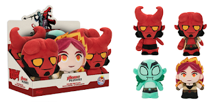 Hero Plushies: Hellboy