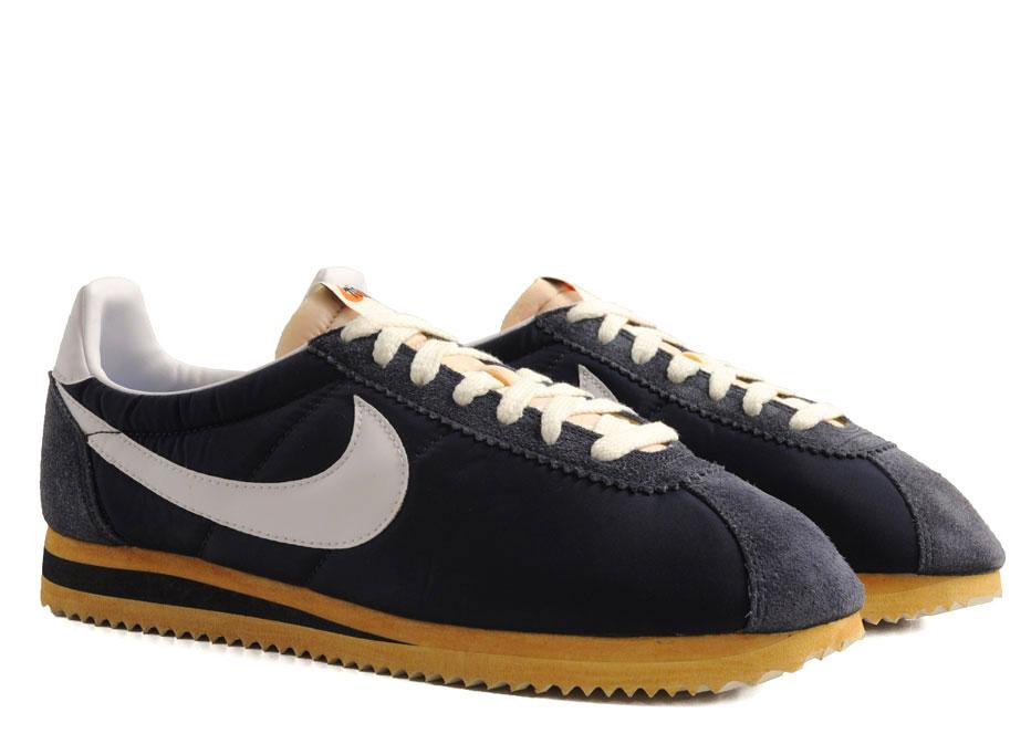 Nike Cortez Classic Og Nylon Qs 'midnight Navy'