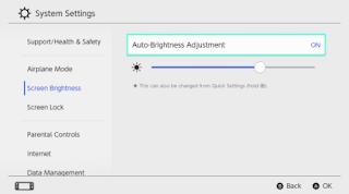 Nintendo 3ds Screen Brightness