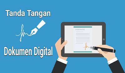 Tips menambahkan tanda tangan dokumen digital