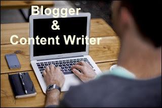 Bisnis Online Tanpa Modal Uang yakni Menjadi Blogger dan Penulis Artikel