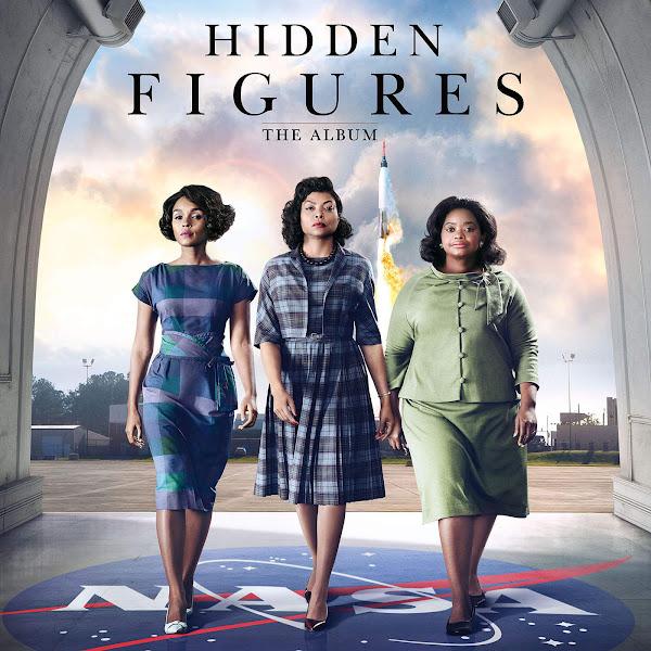 Various Artists - Hidden Figures: The Album Cover