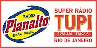 Super Rádio Tupi de Brasília DF