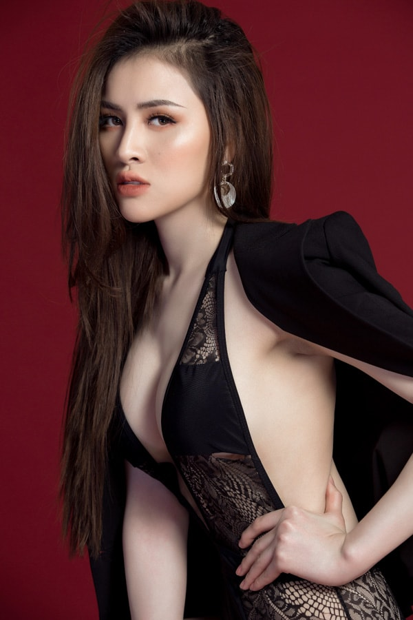 Hoa Hậu Thư Dung khoe đường cong nóng bỏng trước thềm chung kết Miss Eco International 2018 - Ảnh 3