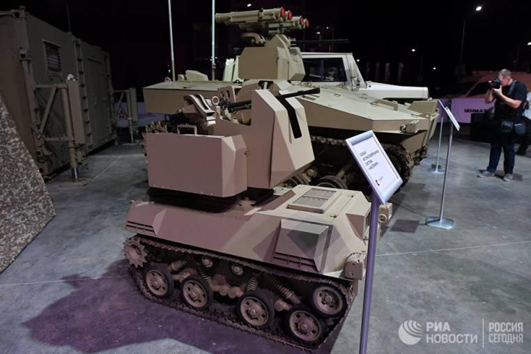 Iron Guard : Deretan Robot Tempur Paling Berbahaya Rusia