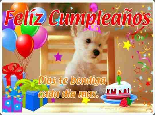 Texto de felicitaciones para cumpleaños