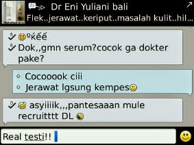 Testimoni Serum Anti Acne - Serum Jerawat