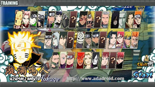 Naruto Senki Mod Fire End of the Day Apk