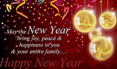 best new year wishes in English language