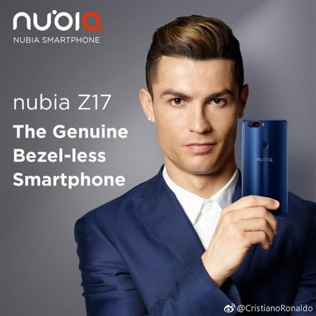 ZTE تعلن رسمياً عن هاتفها العملاق nubia Z17