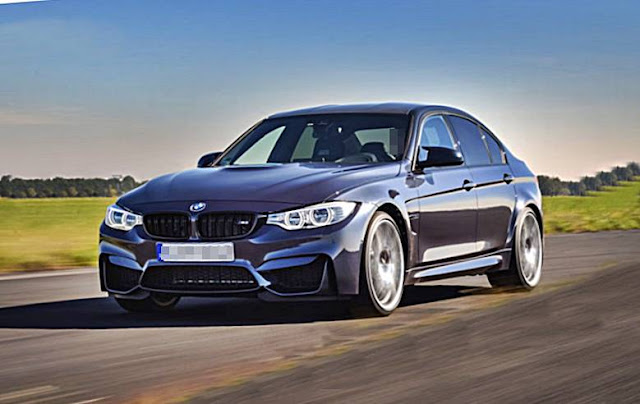 The BMW M3 30 Jahre anniversary model is a beauty