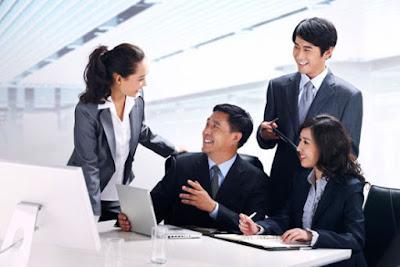 巨匠美語評價  只會用英文打招呼的小職員 晉升為巴西業務窗口