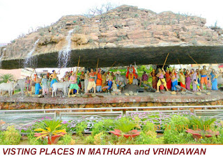 VISITING PLACES IN MATHURA & VRINDAWAN