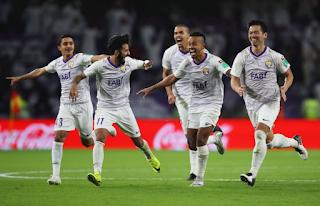 موعد مباراة ريال مدريد والعين Real Madrid vs Al Ain بث مباشر السبت 22/12/2018 نهائى كأس العالم للأندية