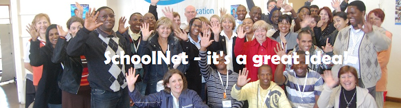 SchoolNet SA - IT's a Great Idea