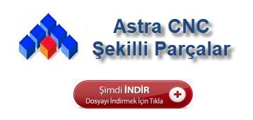 Astra_Nesting Şekilli Parça Optimizasyon