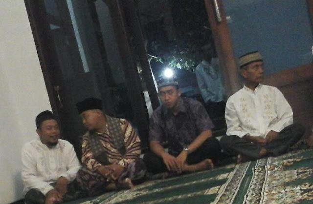Pengajian umum muhammadiyah ranting wuluhan menyongsong Ramadhan oleh Ust. Nugroho di Masjid At-tohiri Wuluhan