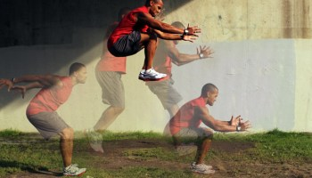 The Jumps Decathlon Fitness Test