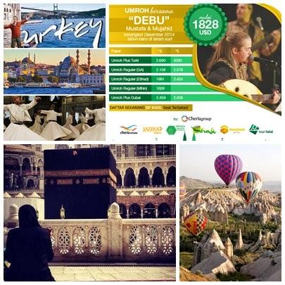 Paket Umroh Plus Dan Wisata Muslim Turki 2014