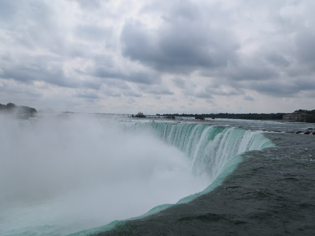 Horseshoe Falls from Table Rock