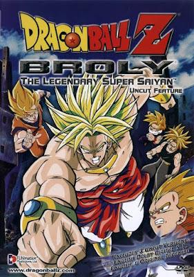 DBZ Movie 8 Broly : The Legendary Super Saiyan SUb Indo