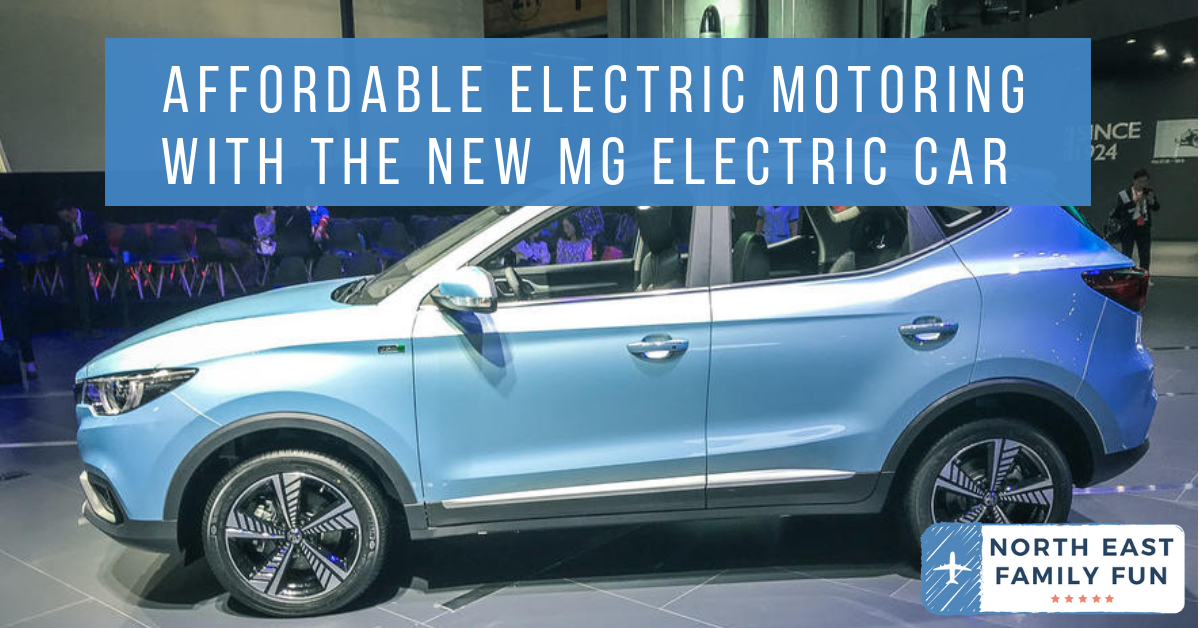 Affordable Electric Motoring with the New MG Electric Car