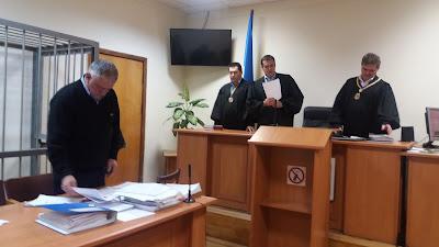 Справа Головатого: захист не привів свідків і запідозрив прокурорів у дружбі з суддею