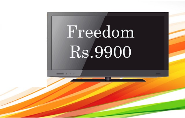 Ringing Bells: Freedom 251 Maker @9900 HD LED TV Open Booking on Monday