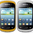 Samsung Galaxy Music Android Smartphone ~ GadgetTainment