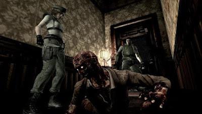 تحميل لعبة resident evil 1 القديمة من ميديا فاير