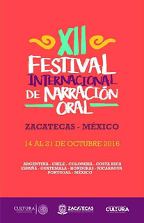 programa festival narracion oral zacatecas 2016