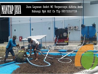 Jasa Sedot Tinja Area Banjar Sugian Surabaya Murah
