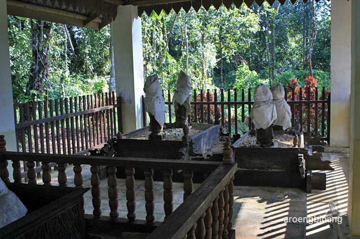 situs kota tanah cerucuk belitung