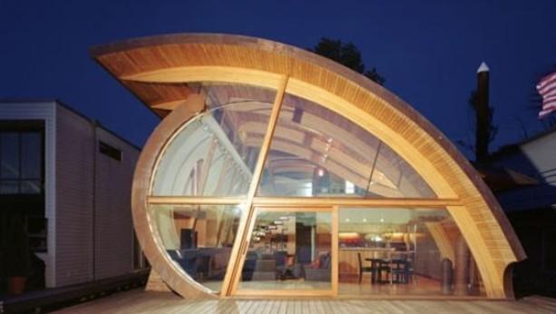 60 Desain Rumah Unik Minimalis di Dunia | Desainrumahnya.com
