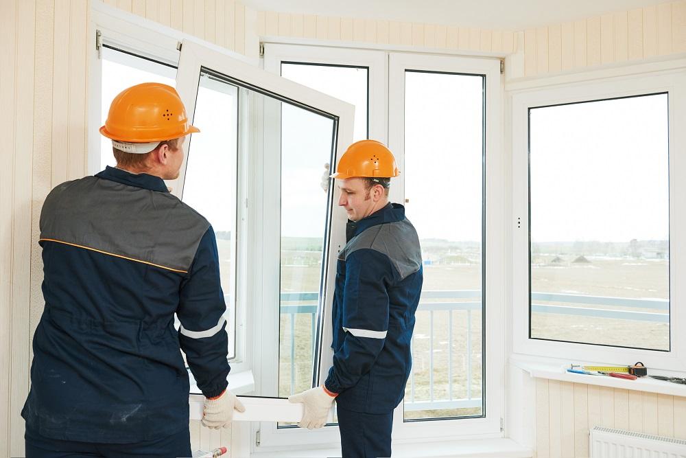 installing-window-panes