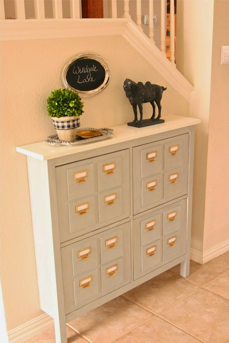 Simple Details Ikea Hemnes Cabinet