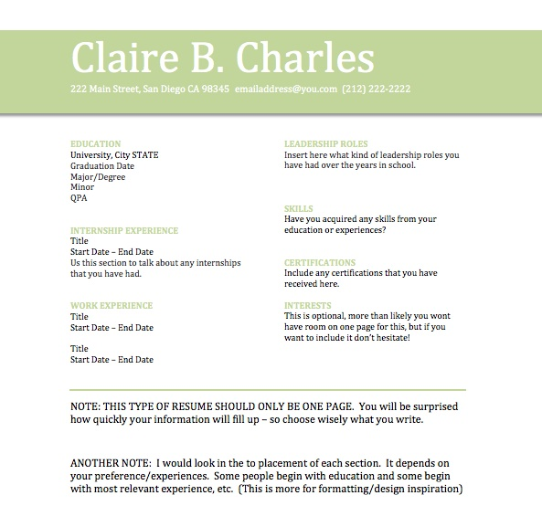 publisher resume template - Intoanysearch