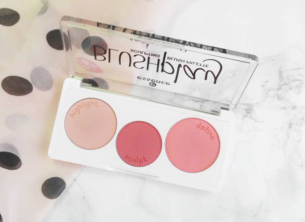 Essence Blush Play Sculpting Palette 10 Play it Peach