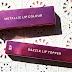 Metálfény az ajkakon | H&M Precious Glow Metallic Lip Colour & Dazzle Lip Topper