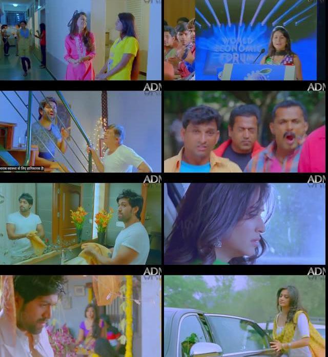 Googly 2016 Hindi Dubbed 480p HDRip