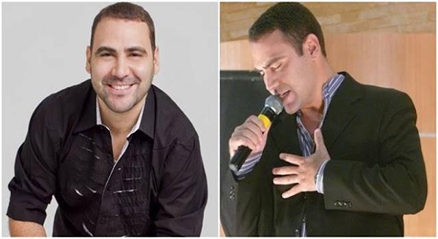 Felipão ex-cantor gospel