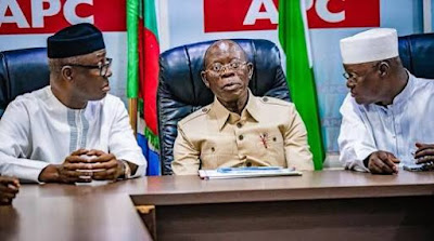 APC Hit By Defections 3 Days To Deadline For Submission Of Candidates' Names