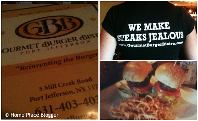 "Gourmet Burger Bistro ""GBB"" - Port Jefferson NY"