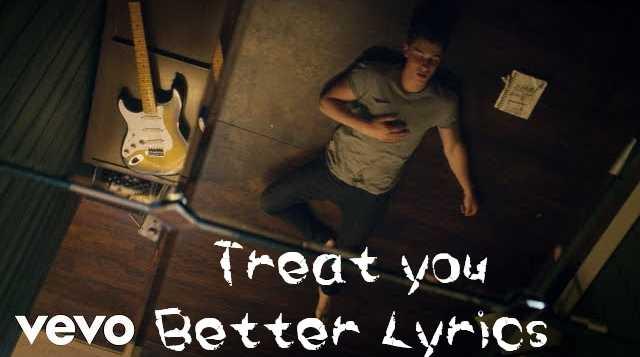 Treat You Better Lyrics | Shaw Mendes
