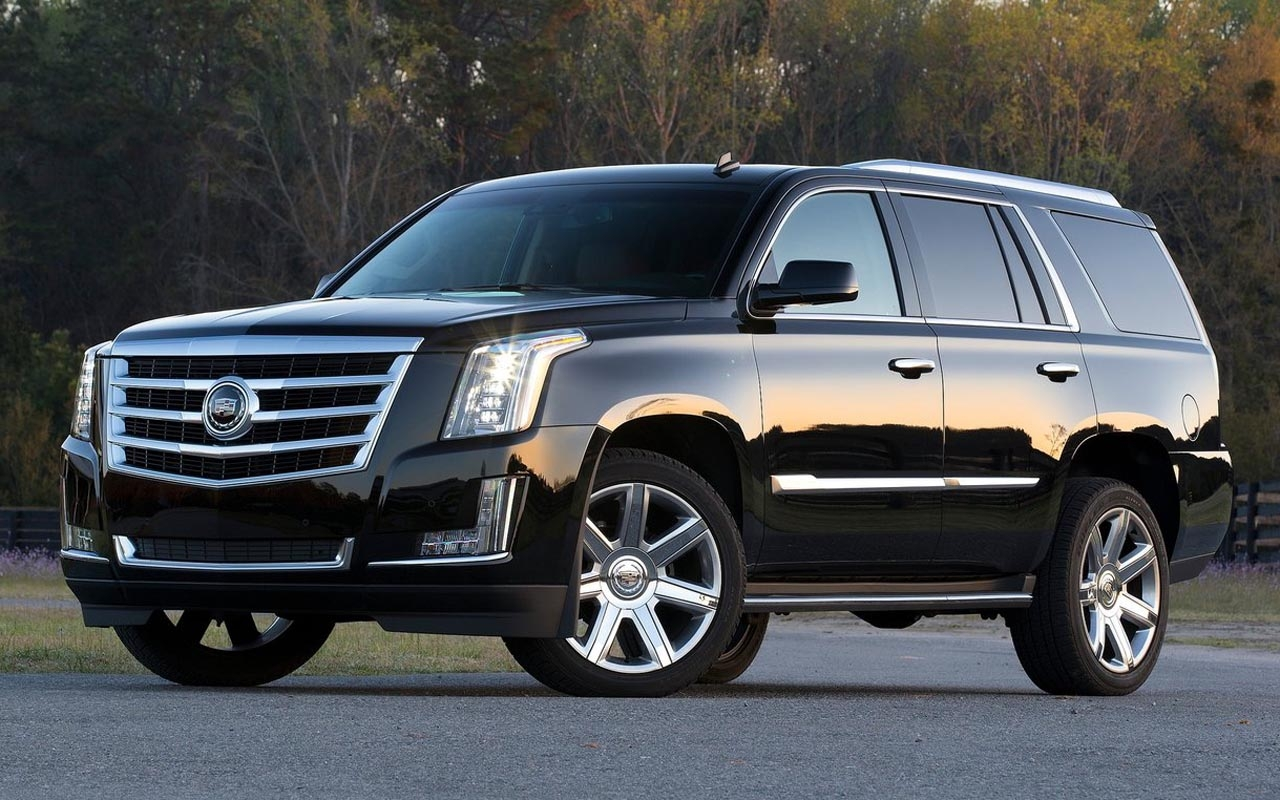 Cadillac Escalade 2016 This Is Suv