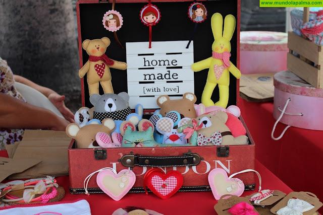 La Agencia de Desarrollo Local de Santa Cruz de La Palma organiza una feria de artesanía el próximo día 21