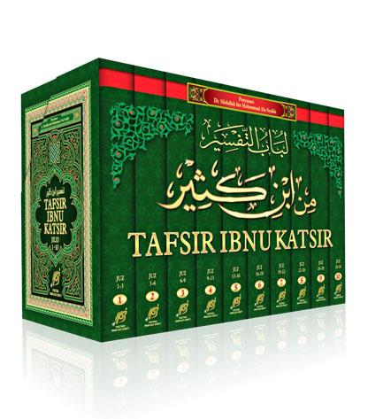 Ebook Tafsir Ibnu Katsir Indonesia