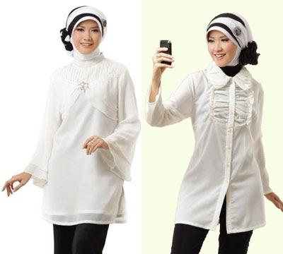 Model Baju Muslim Wanita Modern Model Baju Muslim Wanita Modern