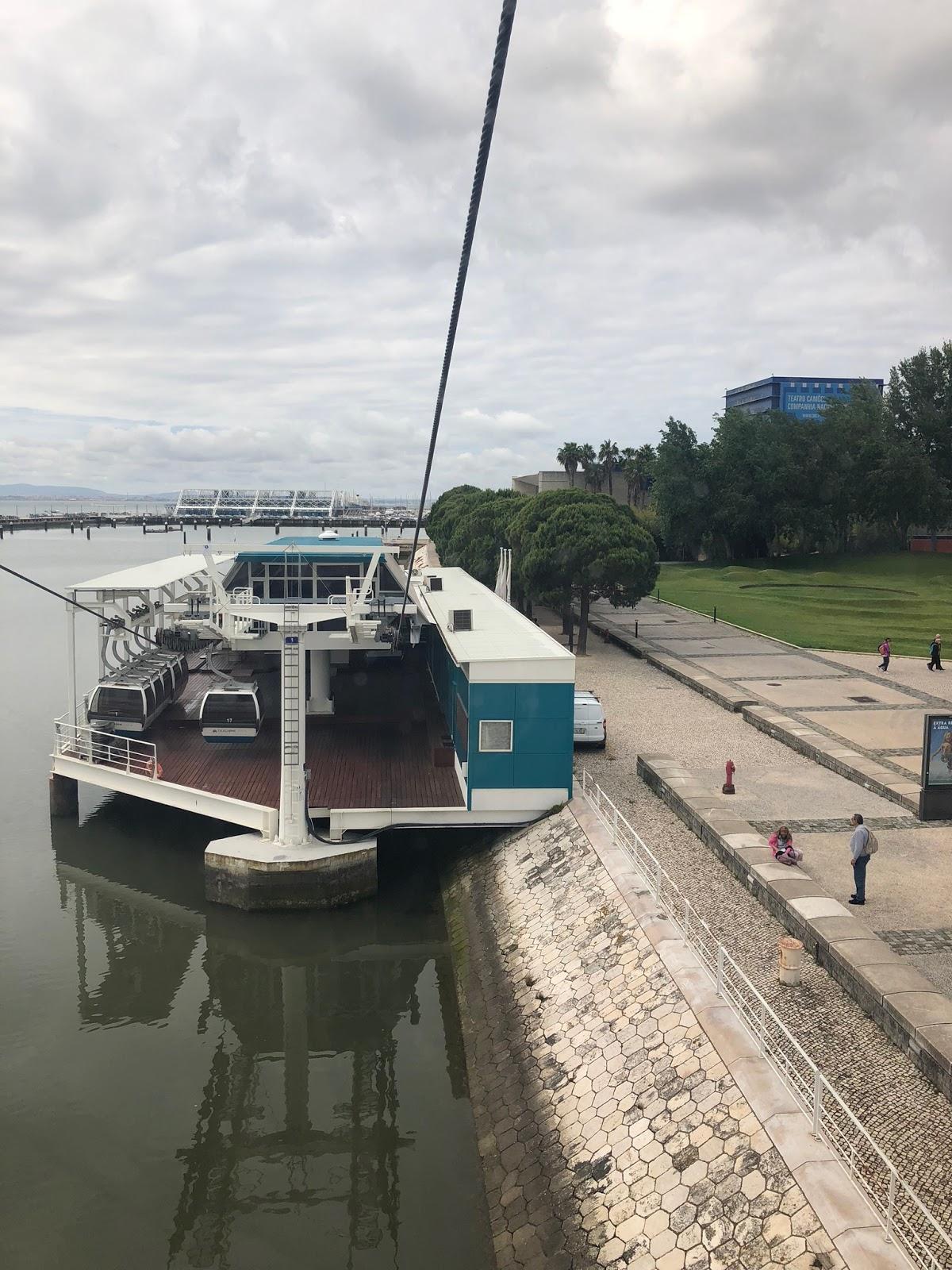 Teleférico e Oceanário de Lisboa